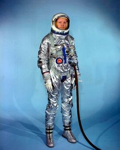 Armstrong_pre_Gemini_spacesuit  The Gemini space suit is a space suit worn by astronauts for launch, in-flight activities (including EVAs) and landing. It was designed by NASA based on the X-15 high-altitude pressure suit, and has been used since Gemini, in various forms, by the U.S. Air Force and NASA on U-2 and SR-71 Blackbird high-altitude flights and on the Space Shuttle. All Gemini spacesuits were developed and manufactured by the David Clark Company in Worcester, Massachusetts.