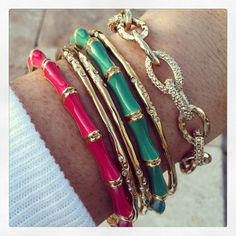 Arm Party of the Day!   www.stelladot.com/wendyayer