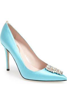 SJP by Sarah Jessica Parker ||| Wedding Shoes