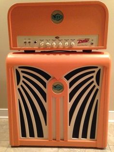 Vero Amp - Chicago Zephyr (Head and Cabinet) | Reverb