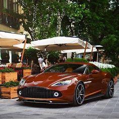 Aston Martin Vanquish Zagato #astonmartinvanquishzagato