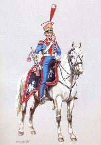 trompette 1810 Pologne