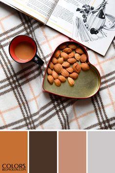 paletas de colores mes de septiembre 4 variedad de colores