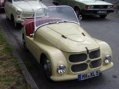 Kleinschnittger F 125. Von 1950-1957 wurden in Arnsberg 2.980 F 125 mit einem 125 cm³ ILO-motor gebaut.