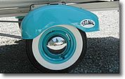 full moon hubcaps for Sisters of Nature camper