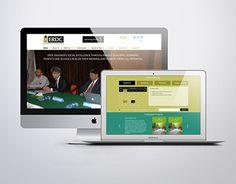 Website for ERDC (Educational Resource Development) Portfolio Website, New Work, Behance, Education, Gallery, Check, Blog, Roof Rack, Blogging