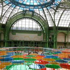Monumenta 2012, Paris Daniel Buren