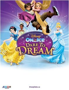 Stuff to do with your kids in Kitchener Waterloo: @Disney On Ice Dare To Dream Heads To London Ontario's Budweiser Gardens - #DiscountCodes and #Contest Click the pic to get the #deal #disney