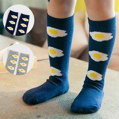 Baby Socks Cartoon High Knee Socks Girls Children Cute Poached Egg Boys Tube Meias NewBorn Long Socks Cotton Leg Warmer Brand - Buy it Now! #kidshopglobal #stylishkids #fashionkids #babygirl #babyboy #mybaby #babyshower #babylove #happybaby #cutebaby #babyfashion #kidshop #babyshop #kids #kidsclothes #style #mother #motherhood #children #childhood #kidsmodel #kidsroom #fashion #fashionista #loveit #cute #boutique Baby Leggings, Baby Pants, Girls In Leggings, Baby Girl Socks, Baby Girls, Baby Baby, Striped Tube Socks, Baby Shop Online, Kids Socks
