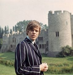 Circa 1965: Peter Noone, lead singer of British pop group Herman's Hermits, standing in the grounds of Arlington Castle in Kent. Photo: Hulton Archive/ Getty Images 2011