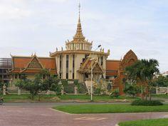 Buddhist Institute- Phnom Penh