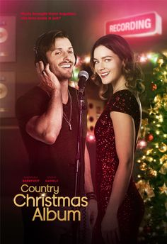 Its a Wonderful Movie - Your Guide to Family and Christmas Movies on TV: Country Christmas Album - an ION Holiday Movie Premiere Family Christmas Movies, Hallmark Christmas Movies, Christmas Albums, Holiday Movie, Hallmark Movies, Family Movies, Country Christmas, Love Movie, Movie Tv