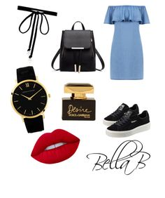 """""""Come picnic with me"""" by banbangotit on Polyvore featuring Warehouse, Joomi Lim, Puma and Dolce&Gabbana"""