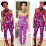 ♥African Inspired Fashion - OHEMA OHENE