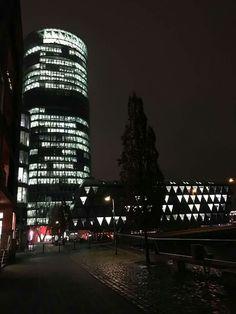 Frankfurt éjszaka
