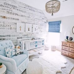 WEBSTA @ babyletto - i mean...  #nurserygoals | amazing nursery designed by @comfycozycouture, thanks for including our #babyletto Hudson crib!  | : @lfridayphoto