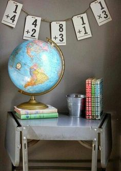 Check these adorable vintage kids playroom ideas to inspire you to do a makeover on your kids playroom with a classic style. Vintage School Decor, Vintage Classroom Decor, Vintage Playroom, School Decorations, School Themes, Back To School Displays, Old School Style, Vitrine Design, 4 Season Room