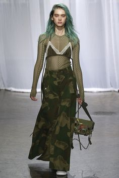 Zadig & Voltaire Spring 2018 Ready-to-Wear Fashion Show Collection
