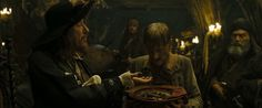 °~ Captain Hector Barbossa & Ragetti