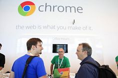 Google Reportedly Working On A Touch-Enabled Chromebook