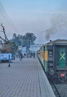 Gujar Khan Railway Station , Punjab, Pakistan