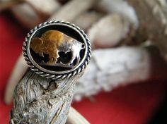 chuckwagon wedding mens ring