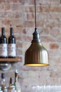 Amazing industrial lighting