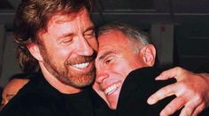 Chuck Norris and Bill Wallace