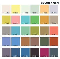 colors ss 2014 - http://www.fashiontrendsetter.com/content/color_trends/2012/Lenzing-Color-Trends-Spring-Summer-2014.html