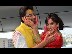 HOLI CELEBRATION WITH STAR CAST OF 'YOUNGISTAAN'