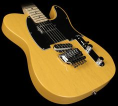 Fender Custom Shop Exclusive ZF Telecaster in Butterscotch Blonde