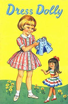 Dress Dolly, British