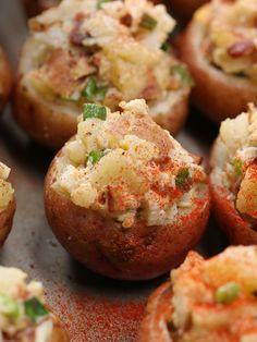 This summer, make your potato salad more portable AND adorable.