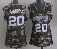 http://www.xjersey.com/spurs-20-ginobili-camo-women-jerseys.html Only$36.00 #SPURS 20 GINOBILI CAMO WOMEN JERSEYS #Free #Shipping!