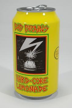 Bad Brains Hard-Core Lemonade