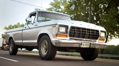 Ford F-250 (1978) in SEE YOU TONIGHT by Scott McCreery (2013) #ford