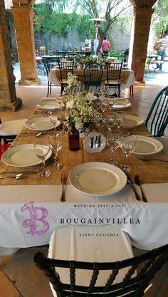¿Cuál es tu estilo? ¿Contemporáneo, divertido, romántico, clásico, elegante?  En www.bougainvilleabodas.com.mx Bodas San Miguel de Allende todos es posible