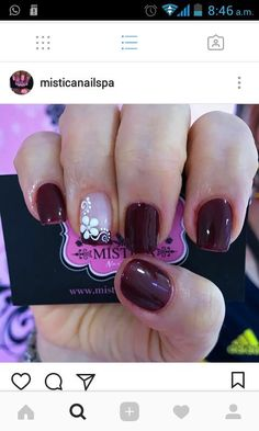 Me gusta Square Nail Designs, Colorful Nail Designs, Nail Art Designs, Pink Nail Art, Gel Nail Art, Gel Nails, Summer Toe Nails, Spring Nails, Finger