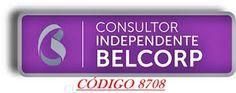 Consultor de Vendas Belcorp Cosméticos. Acesse ao site www.somosbelcorp.com.br e faça seu cadastro de consultor, utilizando o código 8708 e desfrute da qualidade e formas de ganhos que a Belcorp tem.