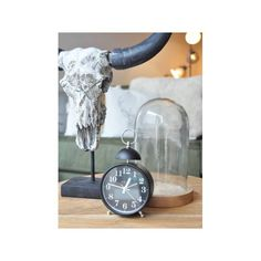 Single Bell - Vækkeur i sort metal. Sorting, Retro, Neo Traditional, Rustic, Retro Illustration, Mid Century