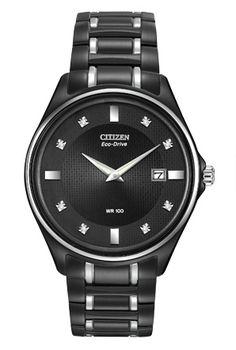 Citizen Citizen Eco-Drive  Men's Bracelet AU1054-54G Men's Bracelets