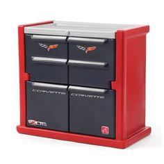 Step2 Corvette Dresser - Red/Black/Silver Step2 http://smile.amazon.com/dp/B008CO80QW/ref=cm_sw_r_pi_dp_-HKQtb0E1V8D3RJF