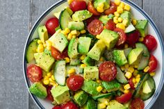 Avocado Salad: Guac's Sophisticated Older Sister Delish