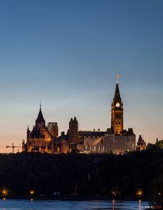 Parliament Hill, Ottawa.
