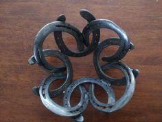 horseshoe decorative bowl by ArmitageWelding on Etsy