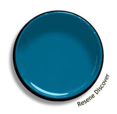 Resene Discover is a tropical sea blue, vivid and sporty. View this and of other colours in Resene's online colour Swatch library Resene Colours, Paint Swatches, Small Apartment Decorating, Painted Pots, Bathroom Colors, Fashion Colours, Color Theory, House Painting, Colors