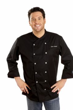 Chef Scott Conant owner of Scarpetta and D.O.C.G. Enoteca, Chopped judge and host of 24-Hour Restaurant Battle.
