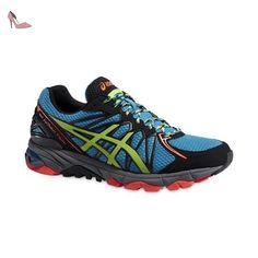 Gel-Excite 5, Chaussures de Running Compétition Homme, Noir (Black/Carbon/Silver), 41.5 EUAsics