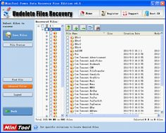 Find deleted files with data recovery software. Data recovery software with powerful data recovery functions. Data Recovery, Filing, Software
