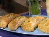 Cooking Channel serves up this Cornish Pasties recipe from Emeril Lagasse plus many other recipes at CookingChannelTV.com